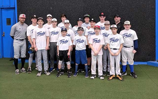 baseball and softball training