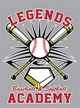 Legends Baseball Logo
