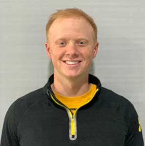 Drew Owens - baseball instructor in the Quad Cities