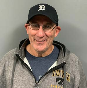 Ian Fink - baseball instructor in the Quad Cities