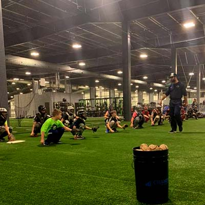 Baseball Training in Phases - Quad Cities