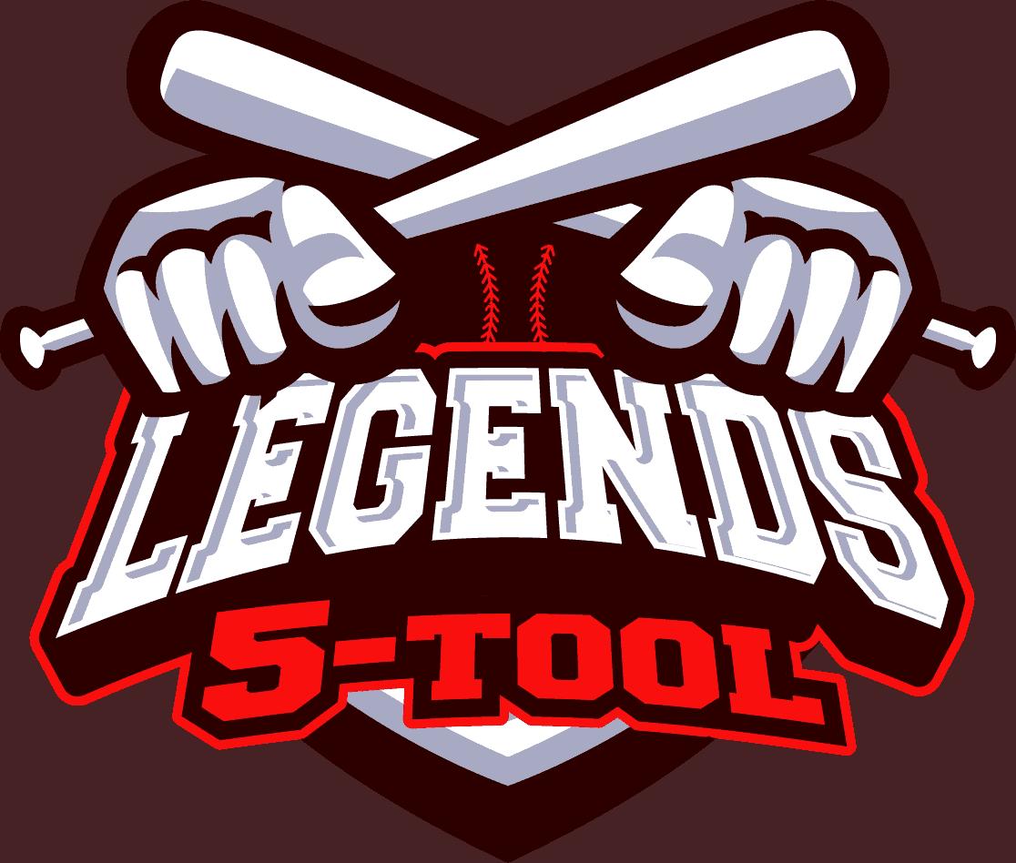 Legends 5-Tool Logo